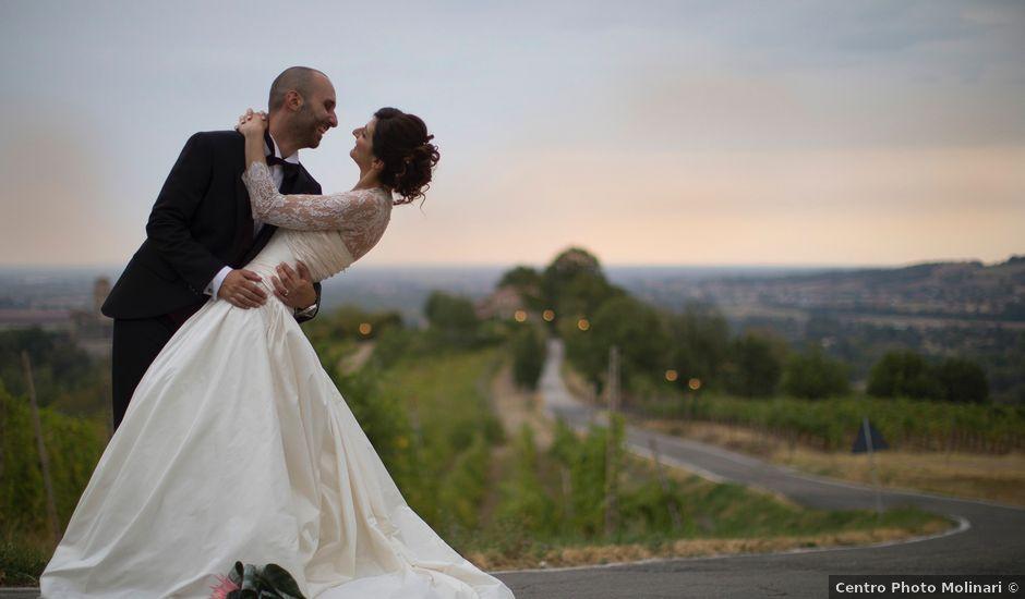 Il matrimonio di Filippo e Monica a Langhirano, Parma