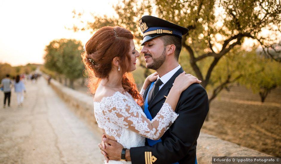 Il matrimonio di Viviana e Raffaele a Licata, Agrigento