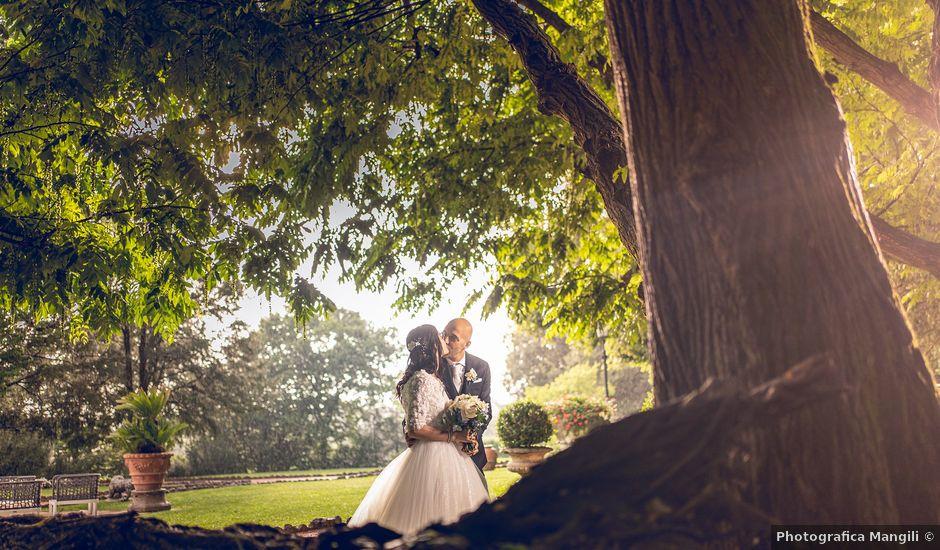 Il matrimonio di Marco e Sara a Lesmo, Monza e Brianza