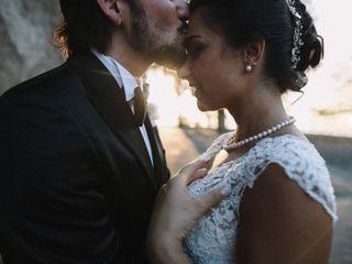 le nozze di Carla e Luigi 1