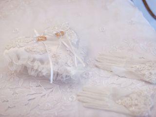 le nozze di Grazia Pia e Marc 2