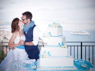 Le nozze di Karin e Angelo