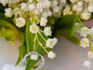 Le nozze di Linda e Pascal 3