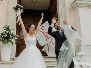Le nozze di Marta e Riccardo