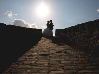 Le nozze di Denny e Marika