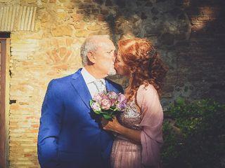 Le nozze di Lina  e Mauro