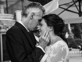 Le nozze di Salvatrice e Andrea