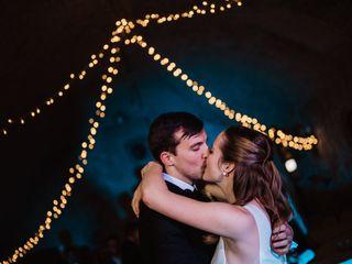Le nozze di Shea e Luca