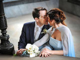 Le nozze di Rosalia e Riccardo