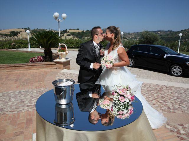 Il matrimonio di Claudio e Manuela a Popoli, Pescara 2