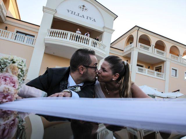 Il matrimonio di Claudio e Manuela a Popoli, Pescara 4