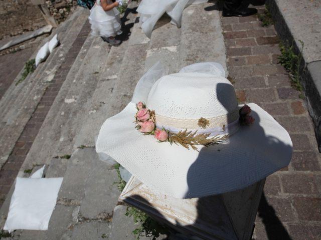 Il matrimonio di Claudio e Manuela a Popoli, Pescara 9