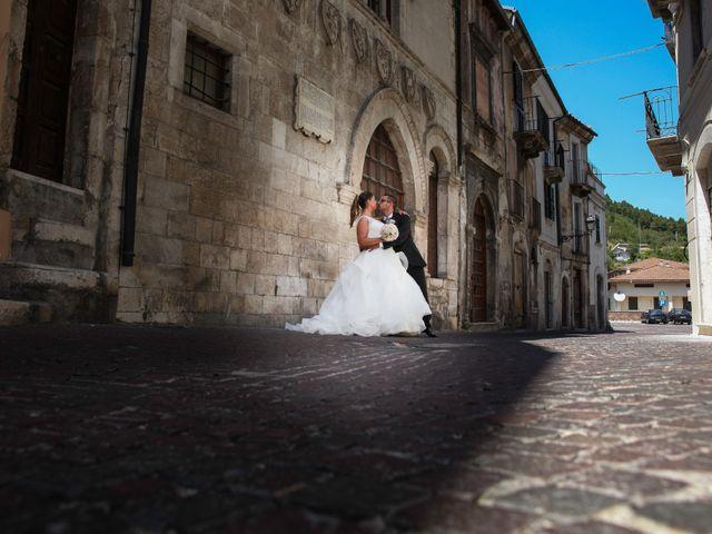 Il matrimonio di Claudio e Manuela a Popoli, Pescara 11