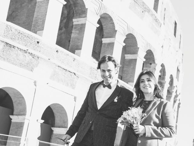 Le nozze di Linda e Pascal