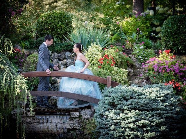 le nozze di Viola e Flavio