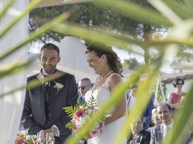 Le nozze di Umberto e Michela