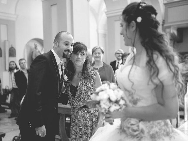 Il matrimonio di Marika e Denny a Faenza, Ravenna 19