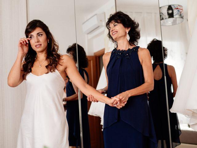 Il matrimonio di Cristina e Simone a Albano Laziale, Roma 8