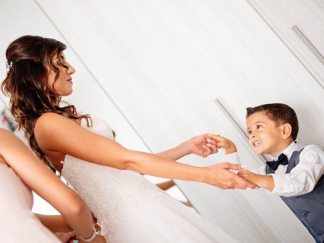 Il matrimonio di Cristina e Simone a Albano Laziale, Roma 15