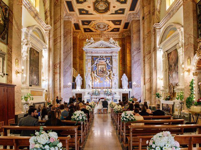 Il matrimonio di Cristina e Simone a Albano Laziale, Roma 24