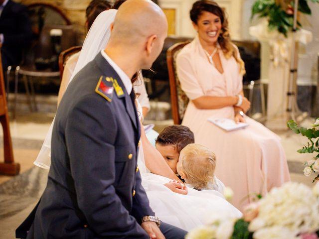 Il matrimonio di Cristina e Simone a Albano Laziale, Roma 25