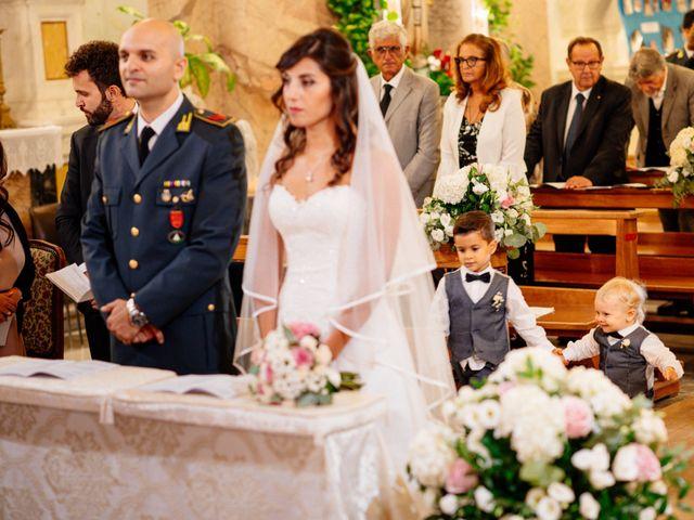 Il matrimonio di Cristina e Simone a Albano Laziale, Roma 27