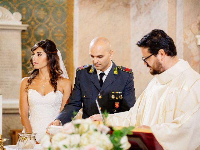 Il matrimonio di Cristina e Simone a Albano Laziale, Roma 28