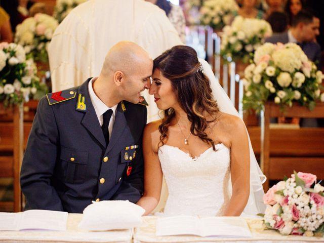 Il matrimonio di Cristina e Simone a Albano Laziale, Roma 29