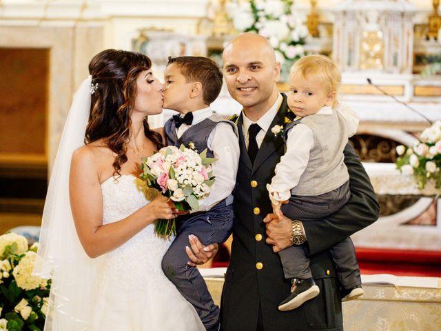 Il matrimonio di Cristina e Simone a Albano Laziale, Roma 32