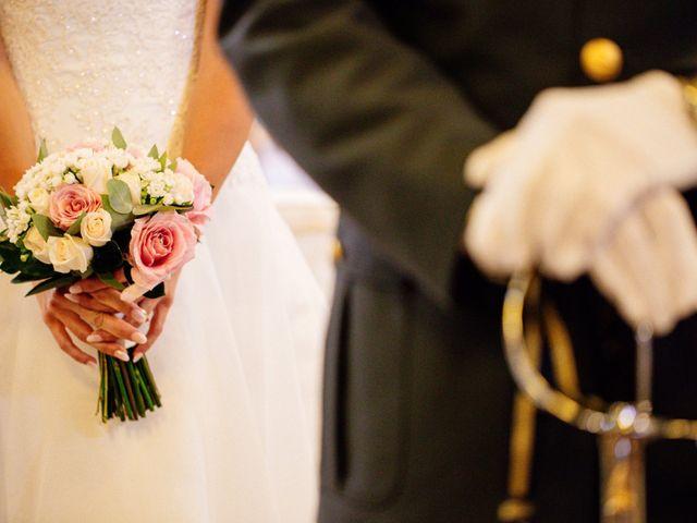 Il matrimonio di Cristina e Simone a Albano Laziale, Roma 33