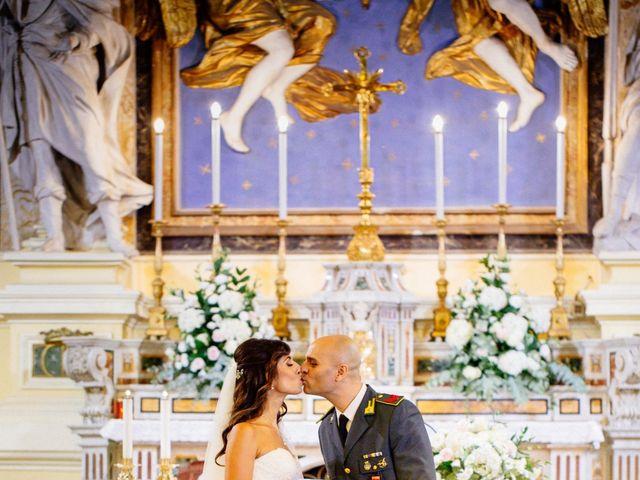 Il matrimonio di Cristina e Simone a Albano Laziale, Roma 34