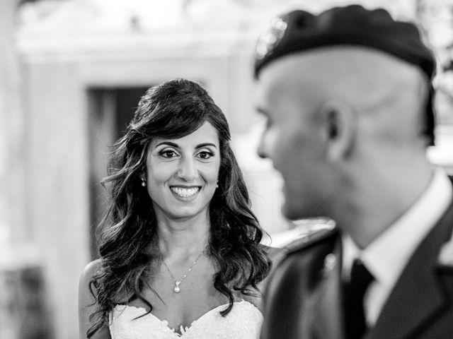 Il matrimonio di Cristina e Simone a Albano Laziale, Roma 36