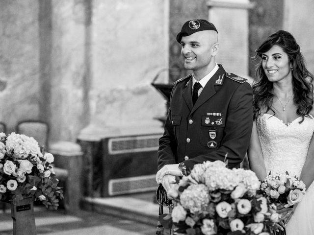 Il matrimonio di Cristina e Simone a Albano Laziale, Roma 37