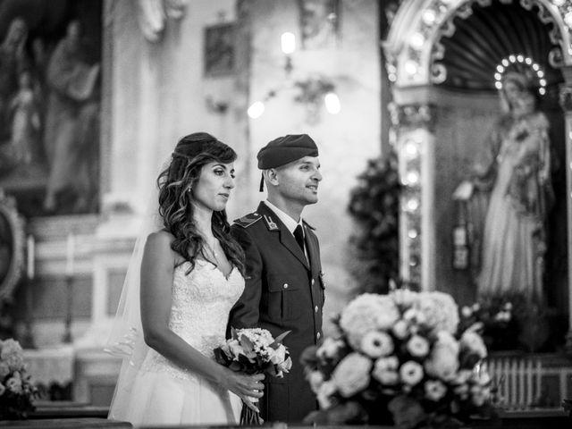 Il matrimonio di Cristina e Simone a Albano Laziale, Roma 38