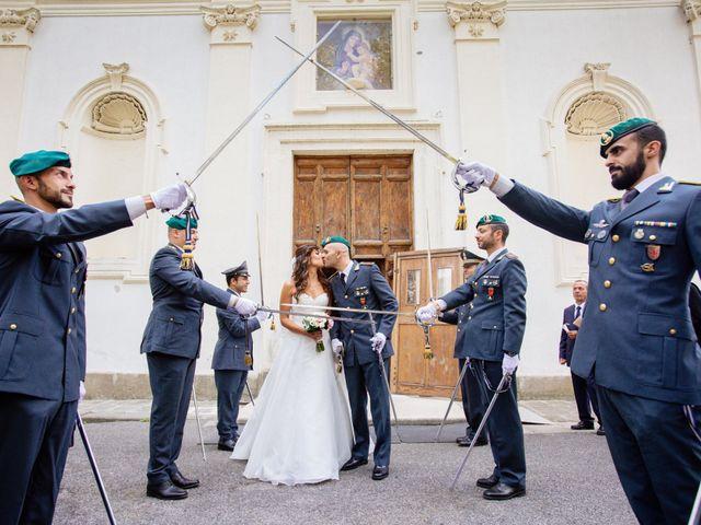 Il matrimonio di Cristina e Simone a Albano Laziale, Roma 39
