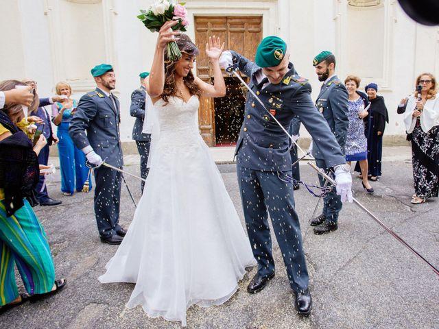 Il matrimonio di Cristina e Simone a Albano Laziale, Roma 40