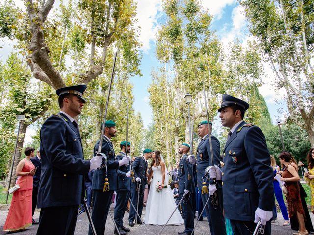 Il matrimonio di Cristina e Simone a Albano Laziale, Roma 41