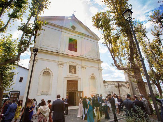 Il matrimonio di Cristina e Simone a Albano Laziale, Roma 42