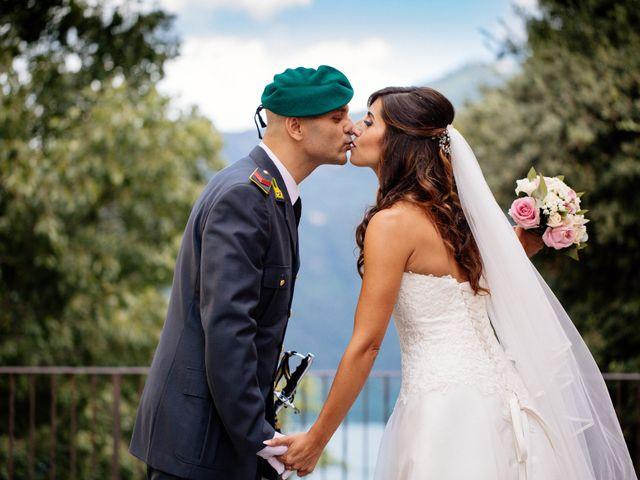 Il matrimonio di Cristina e Simone a Albano Laziale, Roma 43