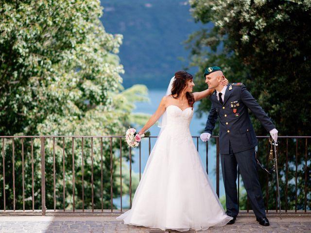 Il matrimonio di Cristina e Simone a Albano Laziale, Roma 44