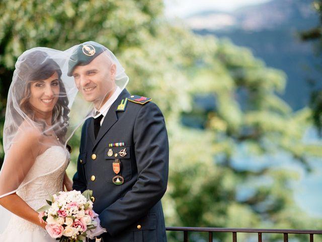 Il matrimonio di Cristina e Simone a Albano Laziale, Roma 45