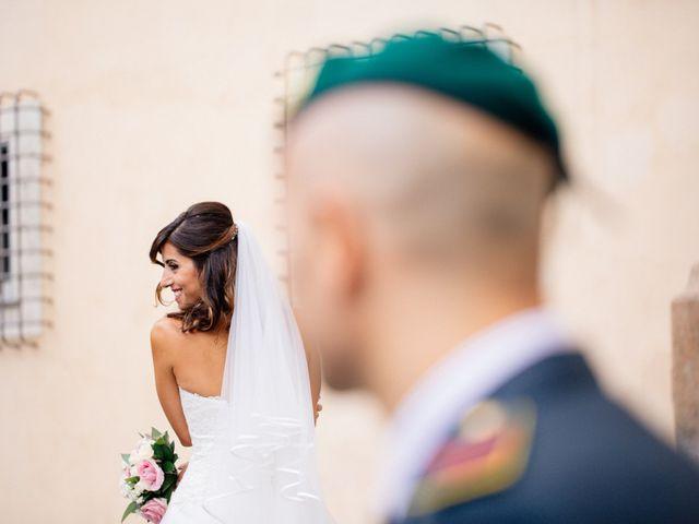 Il matrimonio di Cristina e Simone a Albano Laziale, Roma 47