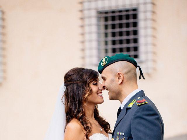 Il matrimonio di Cristina e Simone a Albano Laziale, Roma 48