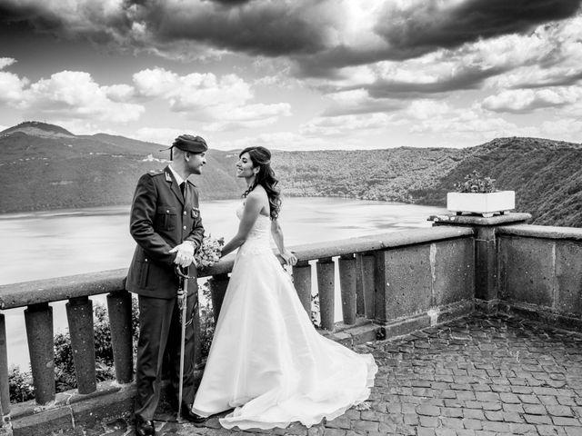 Il matrimonio di Cristina e Simone a Albano Laziale, Roma 58