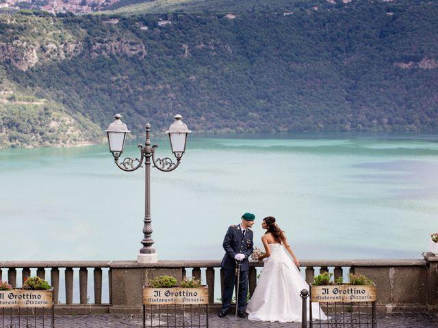 Il matrimonio di Cristina e Simone a Albano Laziale, Roma 51