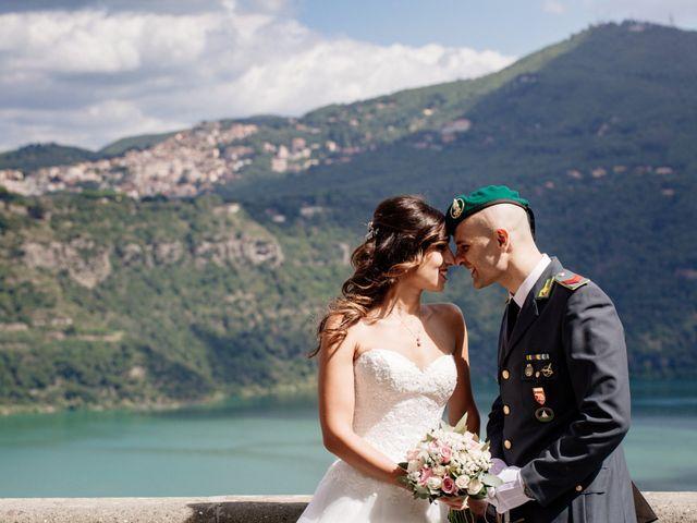Il matrimonio di Cristina e Simone a Albano Laziale, Roma 52
