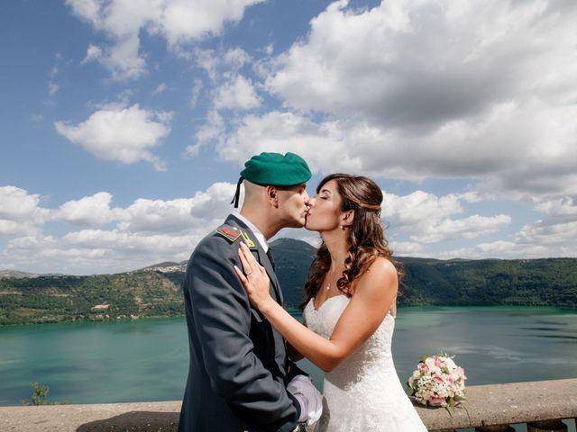 Il matrimonio di Cristina e Simone a Albano Laziale, Roma 53