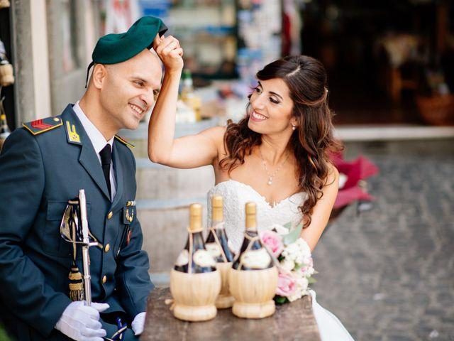 Il matrimonio di Cristina e Simone a Albano Laziale, Roma 54