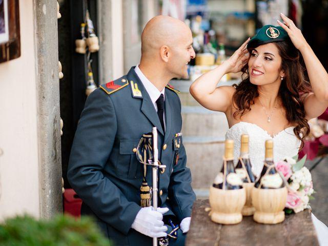 Il matrimonio di Cristina e Simone a Albano Laziale, Roma 55