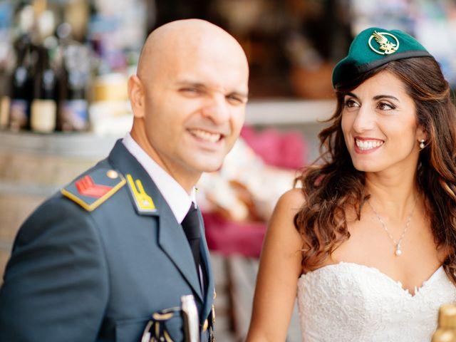 Il matrimonio di Cristina e Simone a Albano Laziale, Roma 57